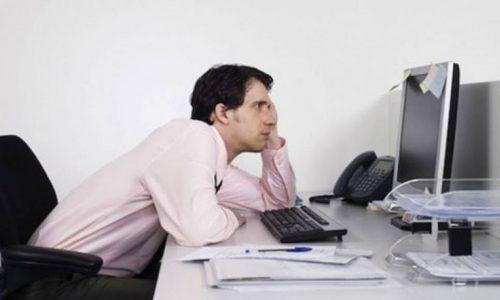 Praca siedząca- jaki ma wpływ na narząd ruchu?